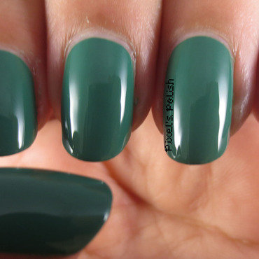 Beautifully Disney Beautiful Bayou Swatch by Pixel's Polish