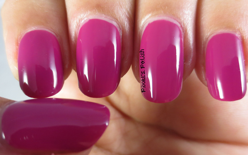 Beautifully Disney Let Your Hair Down Swatch by Pixel's Polish