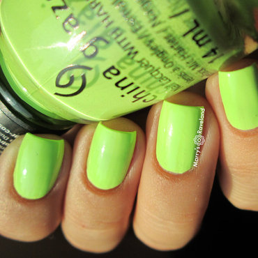 China glaze grass is lime greener 05 thumb370f
