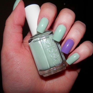 Essie Fashion Playground Swatch by Easynailartideas