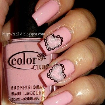 Color club 955  blushing rose thumb370f