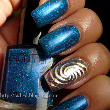 Glitter gal  electric blue sparkle  3  thumb370f