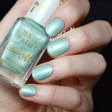 Barry M meadow Swatch by Danielle