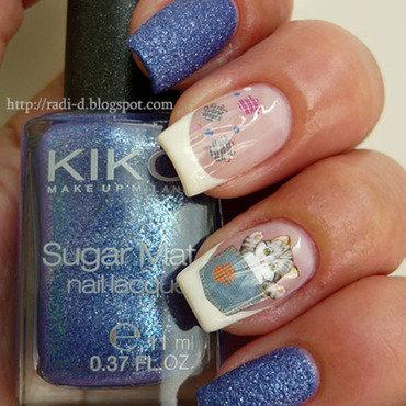 Kiko Sugar Mat 644 Swatch by Radi Dimitrova