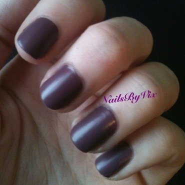 Zoya Odette and Claire's Matte Top Coat Swatch by Victoria Lynn