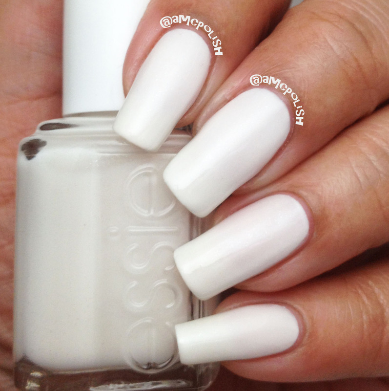 Essie She said yes Swatch by Amber Connor