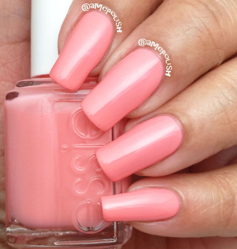 Essie Love every minute Swatch by Amber Connor