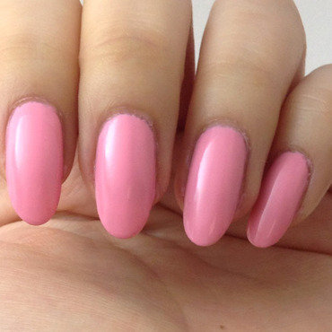 Revlon Cafe Pink Swatch by Michelle
