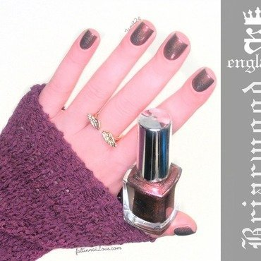 A England Briarwood Swatch by Paulina
