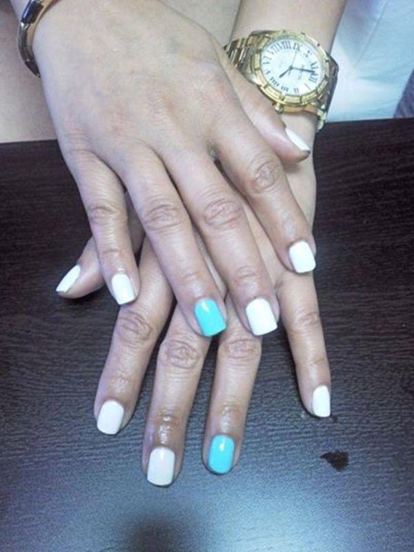 change nail art by Vanessa Nesbitt