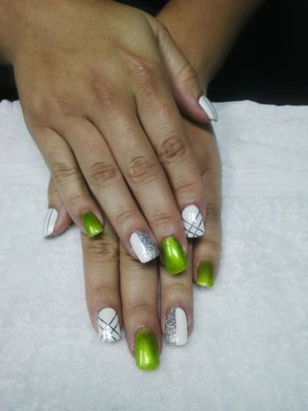 rest nail art by Vanessa Nesbitt
