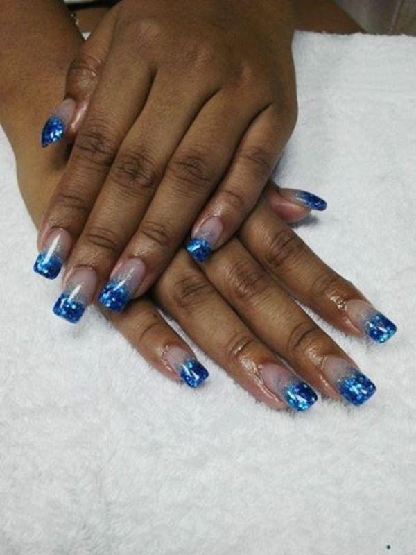 and.. nail art by Vanessa Nesbitt