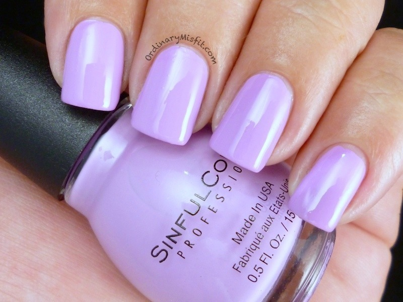 Sinful Colors Beverly  Hills Swatch by Michelle