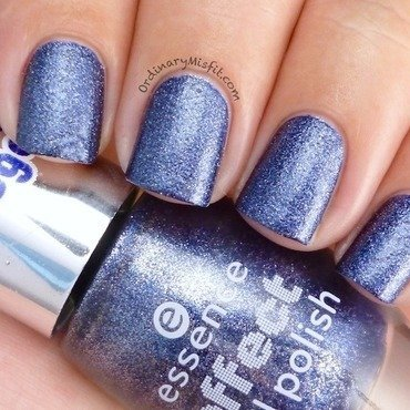 Essence Blue-jeaned Swatch by Michelle