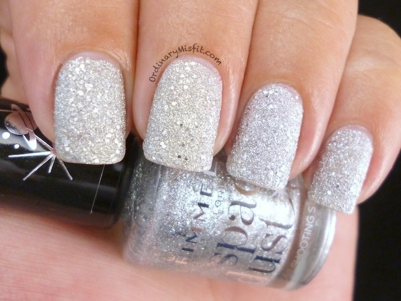 Rimmel Space Dust Shooting Star Swatch by Michelle