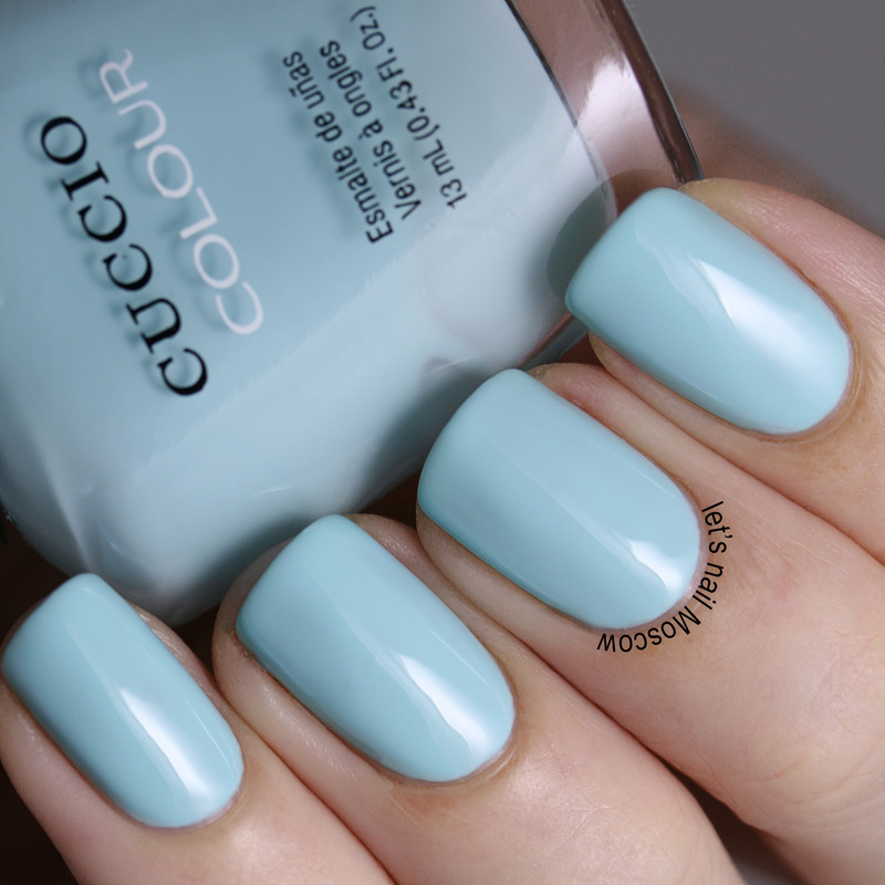 Cuccio Chicago Winds Swatch by Let\'s Nail Moscow - Nailpolis: Museum ...
