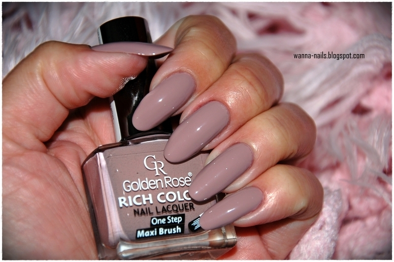 Golden Rose Rich Color 05 Swatch by Oana Chiciu