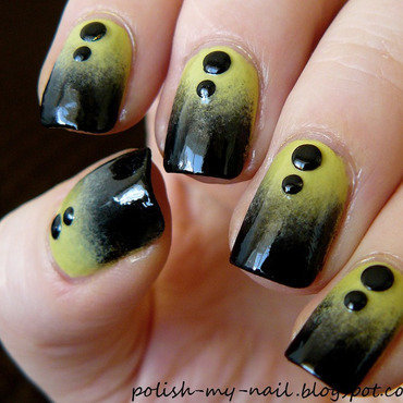 Avon lime splatter gradient   black studs 3 thumb370f