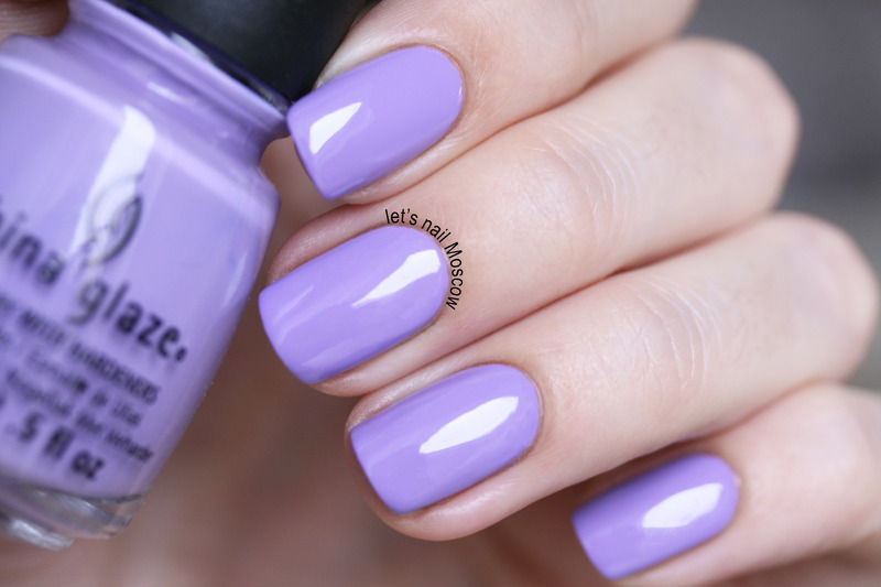China Glaze Tart-y for the Party Swatch by Let\'s Nail Moscow ...