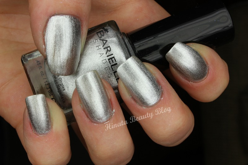 Barielle Night Moves Swatch by Hinata
