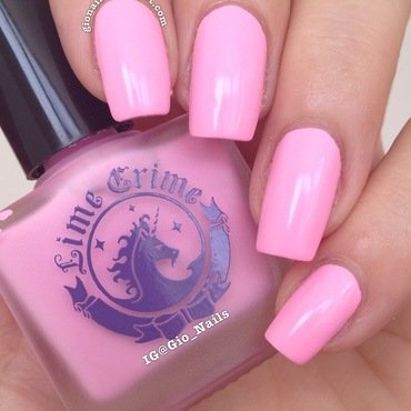 Lime Crime Parfait Day Swatch by Giovanna - GioNails