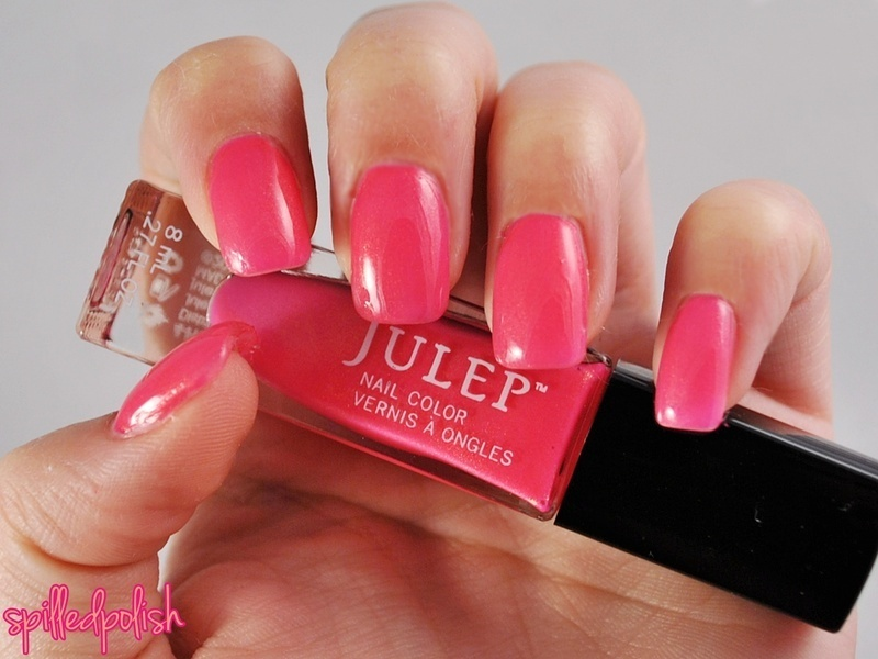 Julep Caitlin Swatch by Maddy S