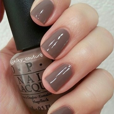 OPI I Sao Paulo Over There Swatch by Ximena Echenique