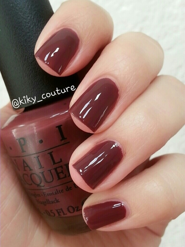 OPI OPI Scores A Goal Swatch by Ximena Echenique