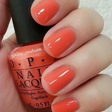 OPI Toucan Do It If You Try Swatch by Ximena Echenique