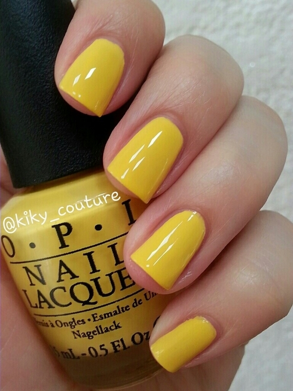 Nicole by OPI I Just Can't Cope-acabana Swatch by Ximena Echenique