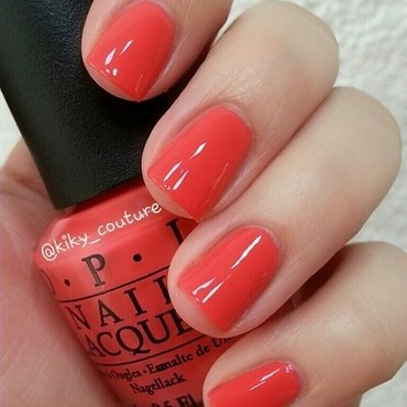 OPI Live.Love.Carnaval Swatch by Ximena Echenique