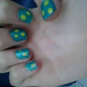 Dots nail art by erolennahx