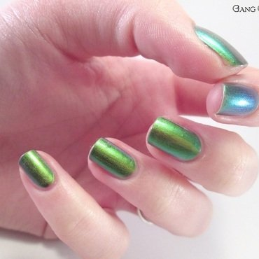 ILNP Mutagen Swatch by Gang Of Polish