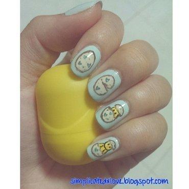 Lets get crackin'! nail art by JingTing Jaslynn