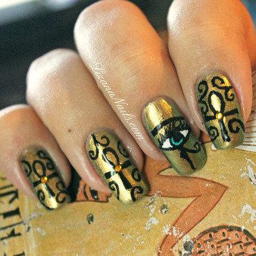 51   nail art egypte thumb370f