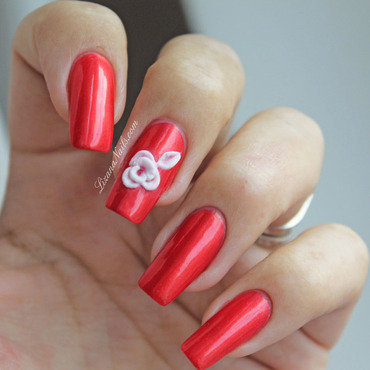96   nail art fleur 3d r sine thumb370f
