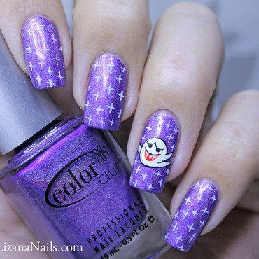 Halloween 2013 nail art by Lizana Nails