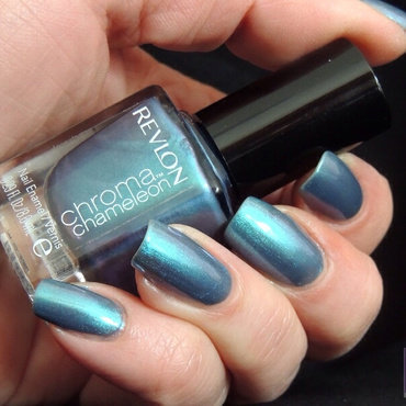 Revlon Chroma Chameleon Aquamarine Swatch by Viv