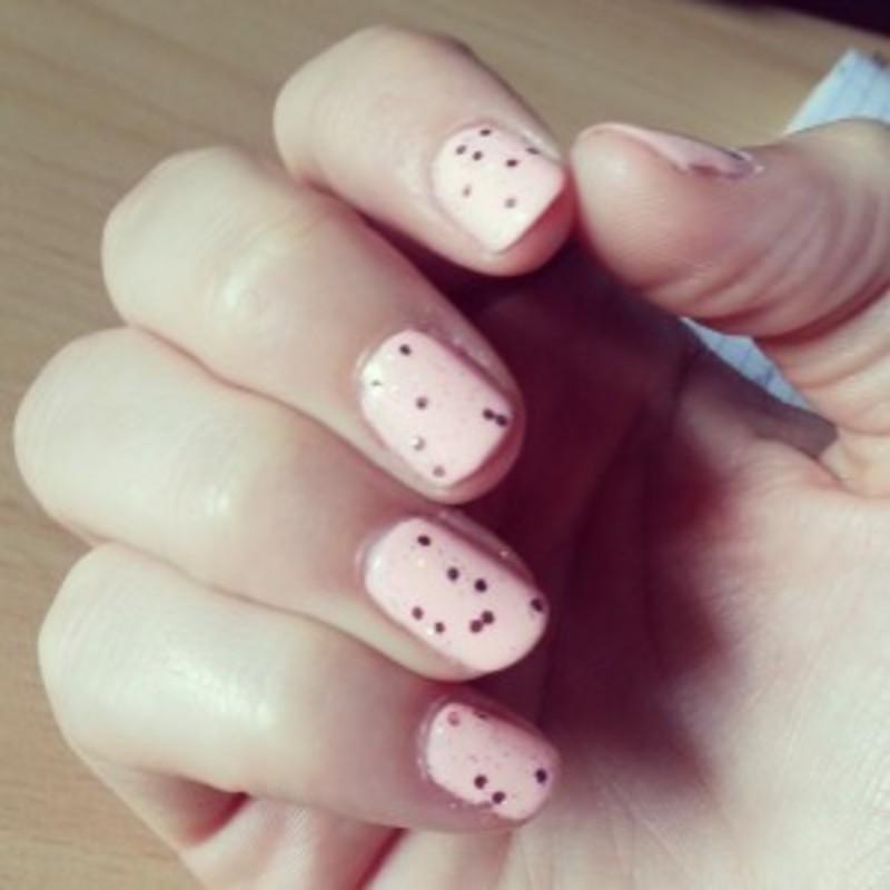 Mon premier coup de cœur du printemps ! nail art by Dju Nails