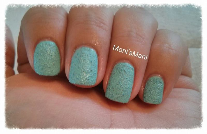 Nicole by OPI On What Grounds? Swatch by Moni'sMani