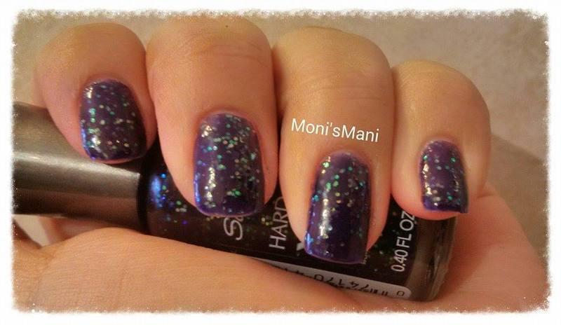 Sally Hansen Xtreme Wear indi-glow Swatch by Moni'sMani
