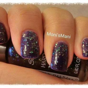 Sally Hansen Xtreme Wear indi-glow Swatch by Moni'sMani