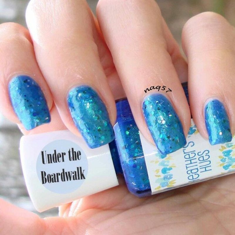 Heather's Hues Under the Boardwalk Swatch by Nora (naq57)