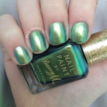 Barry M Arabian Swatch by allpolishedout