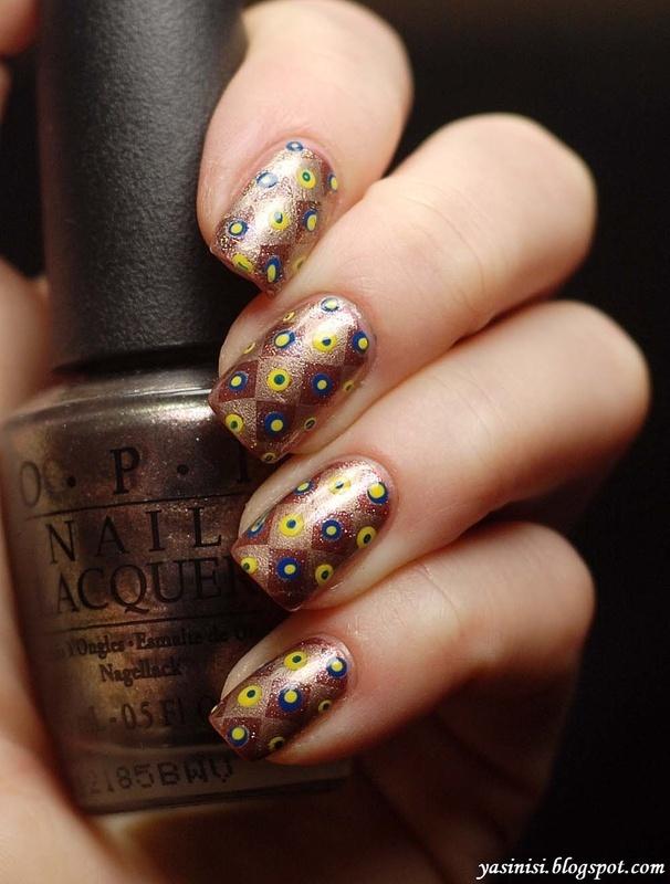 Pueen02 nail art by Yasinisi