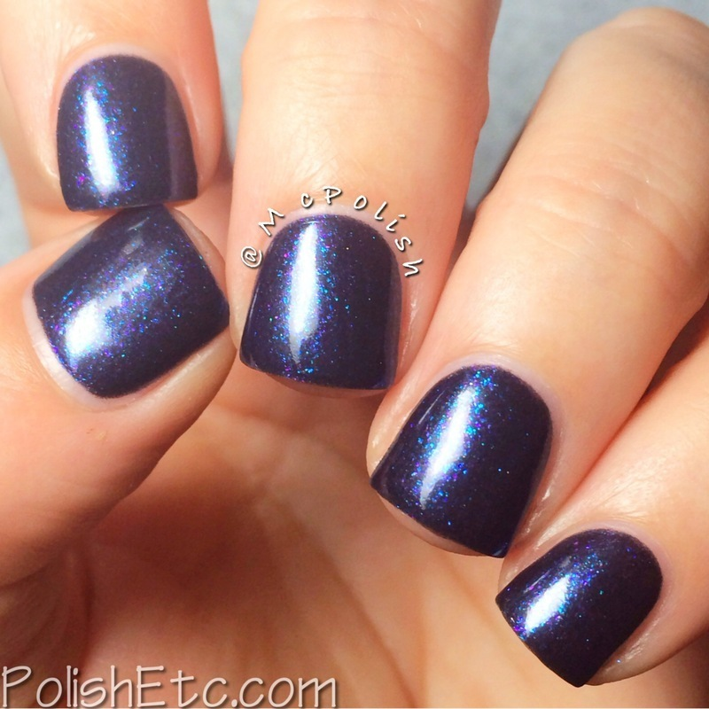 Loaded Lacquer Paradise Overdose Swatch by Amy McG