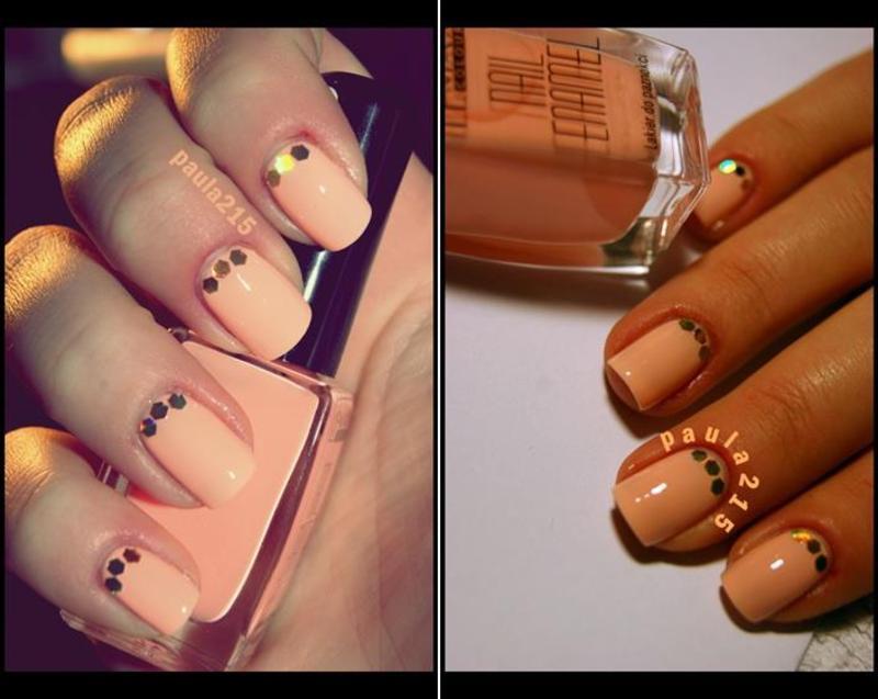 Love. nail art by Paula215. NAILS