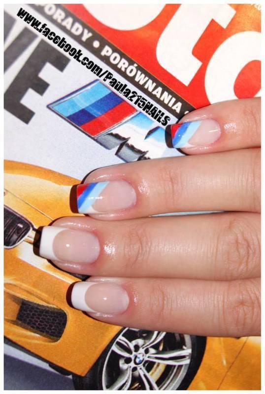 ///M-Nails. nail art by Paula215. NAILS