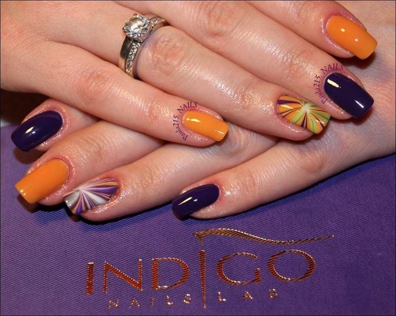 :) nail art by Paula215. NAILS