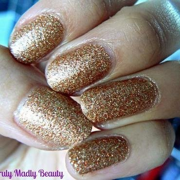 China Glaze I Herd That Swatch by Aysha Baig